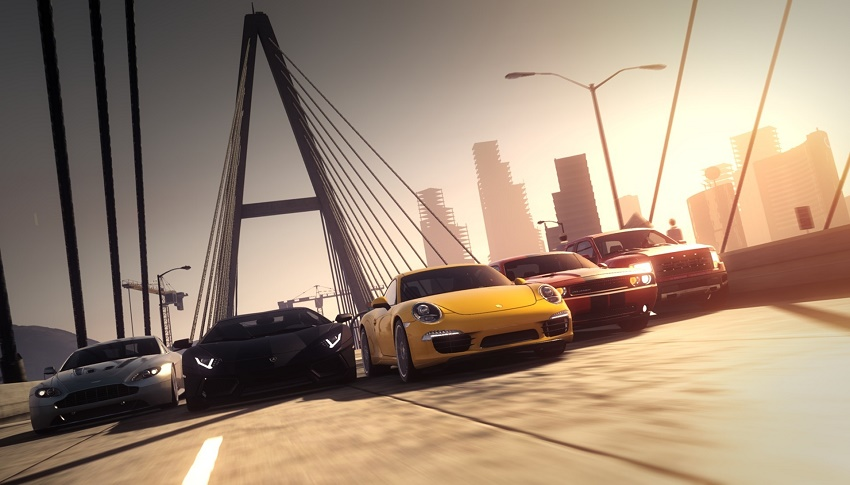 Need For Speed Most Wanted 2012 - Game đua xe cực đỉnh