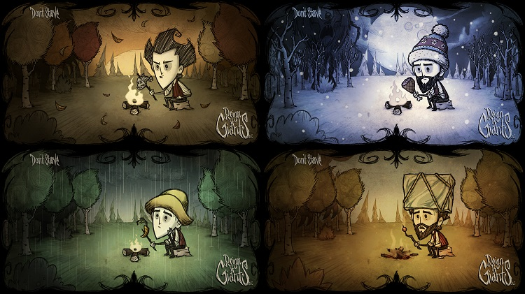 Tải game Don't Starve Together Full Việt Hóa cho PC