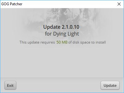 Update Patch mới cho game Dying Light
