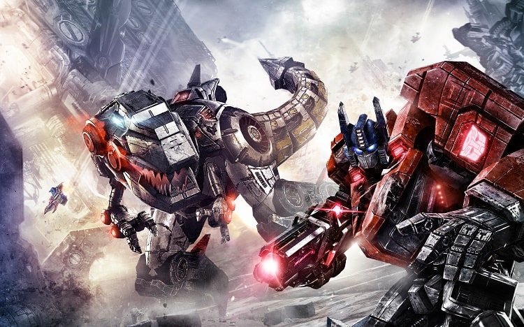 Tải Transformers: Fall of Cybertron Full 1 link Fshare
