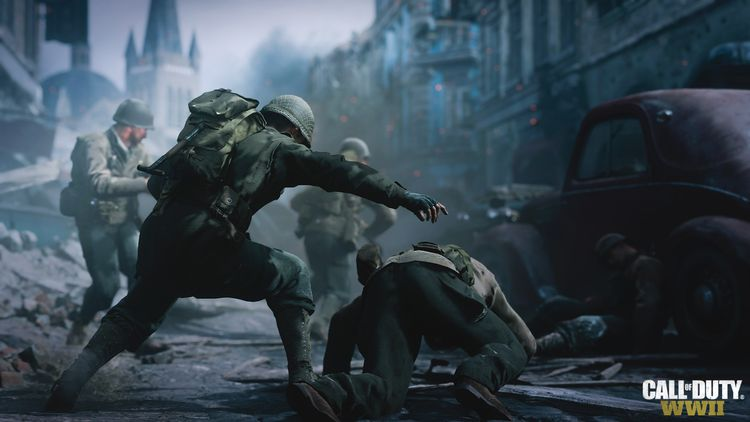 Tải Call of Duty: WWII full 1 link Fshare